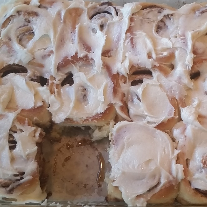 Clone of a Cinnabon by Rumbly in my Tumbly