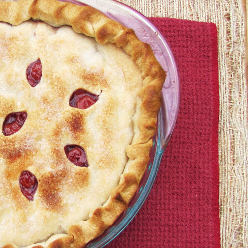 Cheery Cherry Pie
