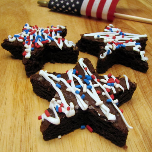Red White And Blue Brownies Rumbly In My Tumbly