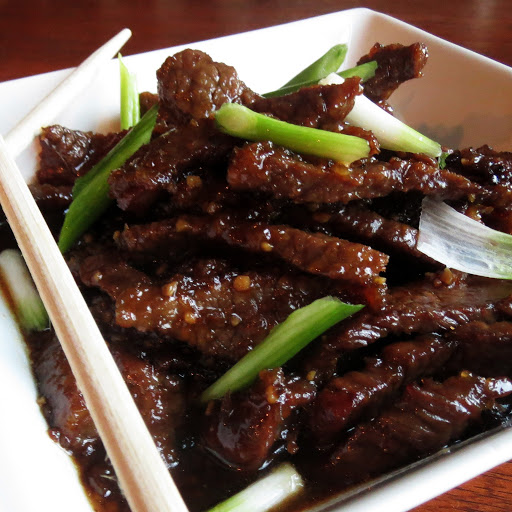 Chang's Knock Off Mongolian Beef | Rumbly in my Tumbly