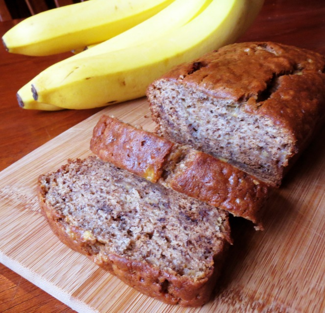 Rumbly in my Tumbly I Loaded Banana Bread