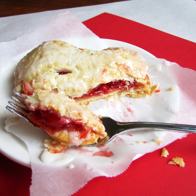 "Rumbly in my Tumbly: Homemade ""Hostess"" Cherry Hand Pies"