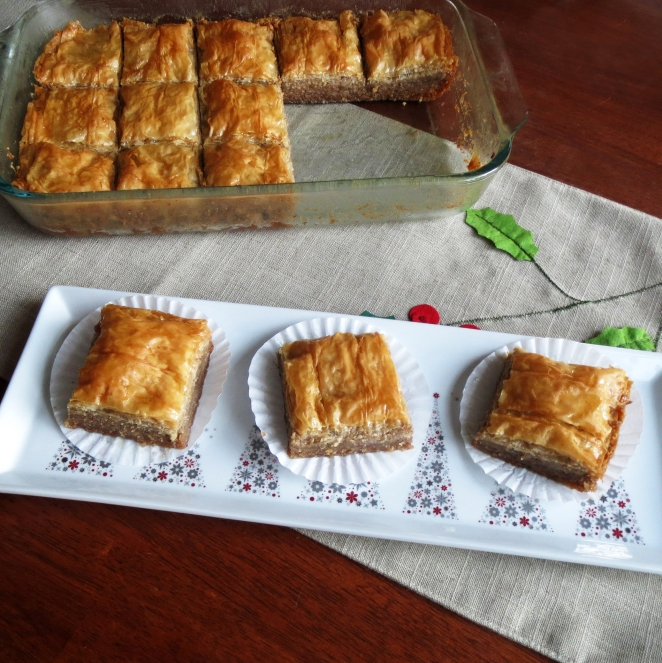 Absolutely Amazing Baklava