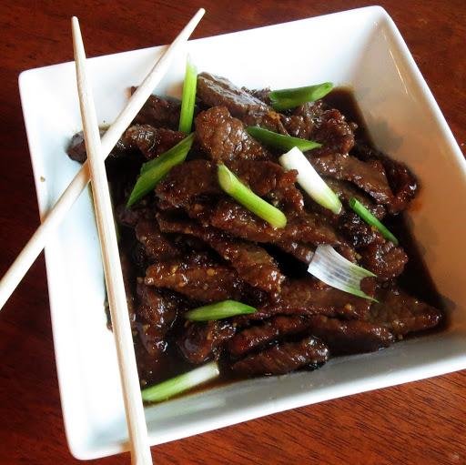 P.F. Chang's Knock Off Mongolian Beef