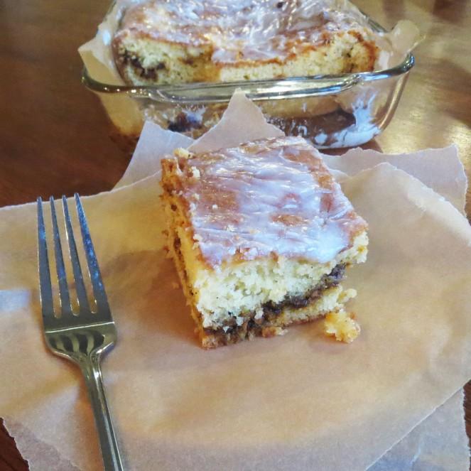Butter Butter Cinnamon Chip Cake