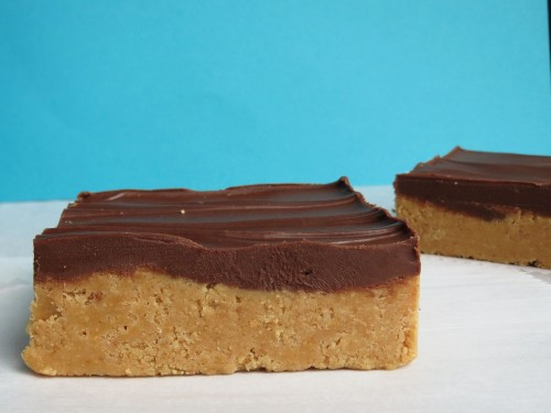 Reese's Peanut Butter Bars by Rumbly in my Tumbly