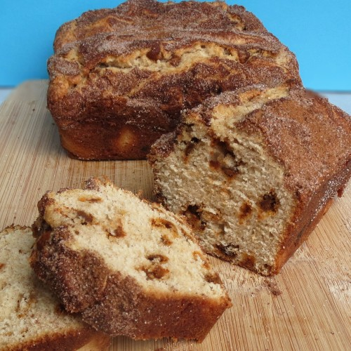 Snickerdoodle Bread by Rumbly in my Tumbly