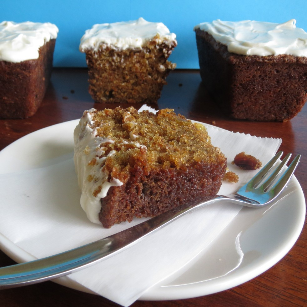 Carrot Cake Loaf by Rumbly in my Tumbly