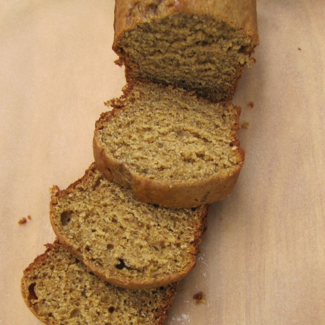 Pumpkin Banana Bread by Rumbly in my Tumbly