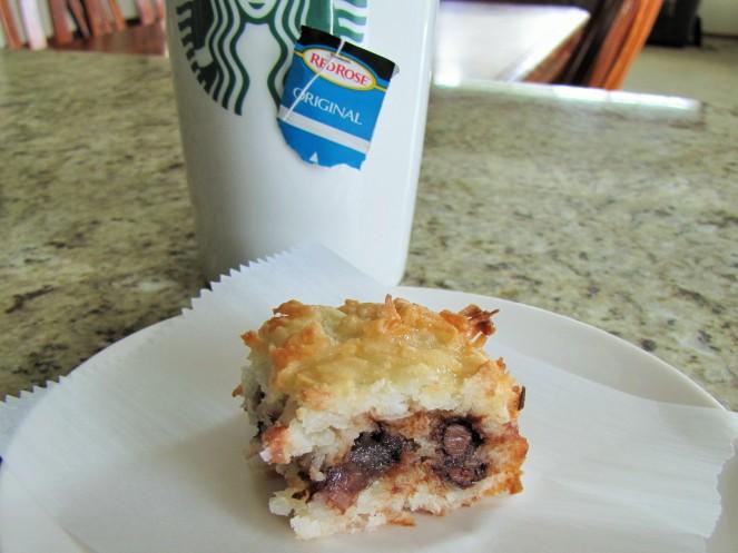 My breakfast this morning.  I'm not even ashamed.
