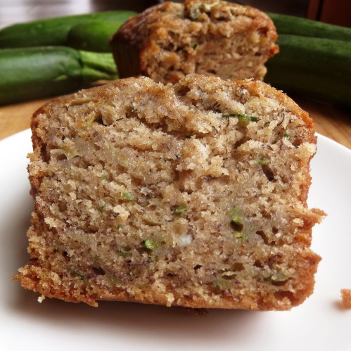 Zucchini Banana Bread by Rumbly in my Tumbly