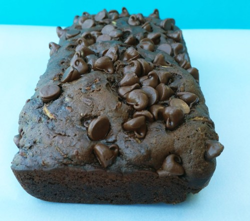Double Chocolate Zucchini Bread by Rumbly in my Tumbly