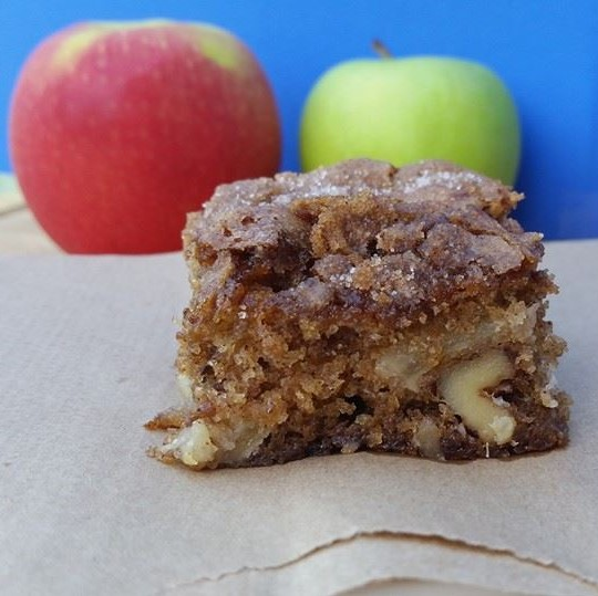Good 'ol Fashioned Apple Brownies by Rumbly in my Tumbly(2)