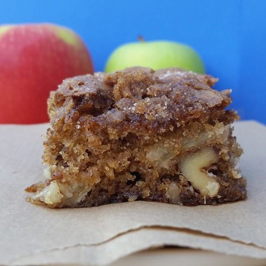 Good 'ol Fashioned Apple Brownies by Rumbly in my Tumbly