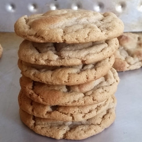 World's Greatest Peanut Butter Cookies by Rumbly in my Tumbly