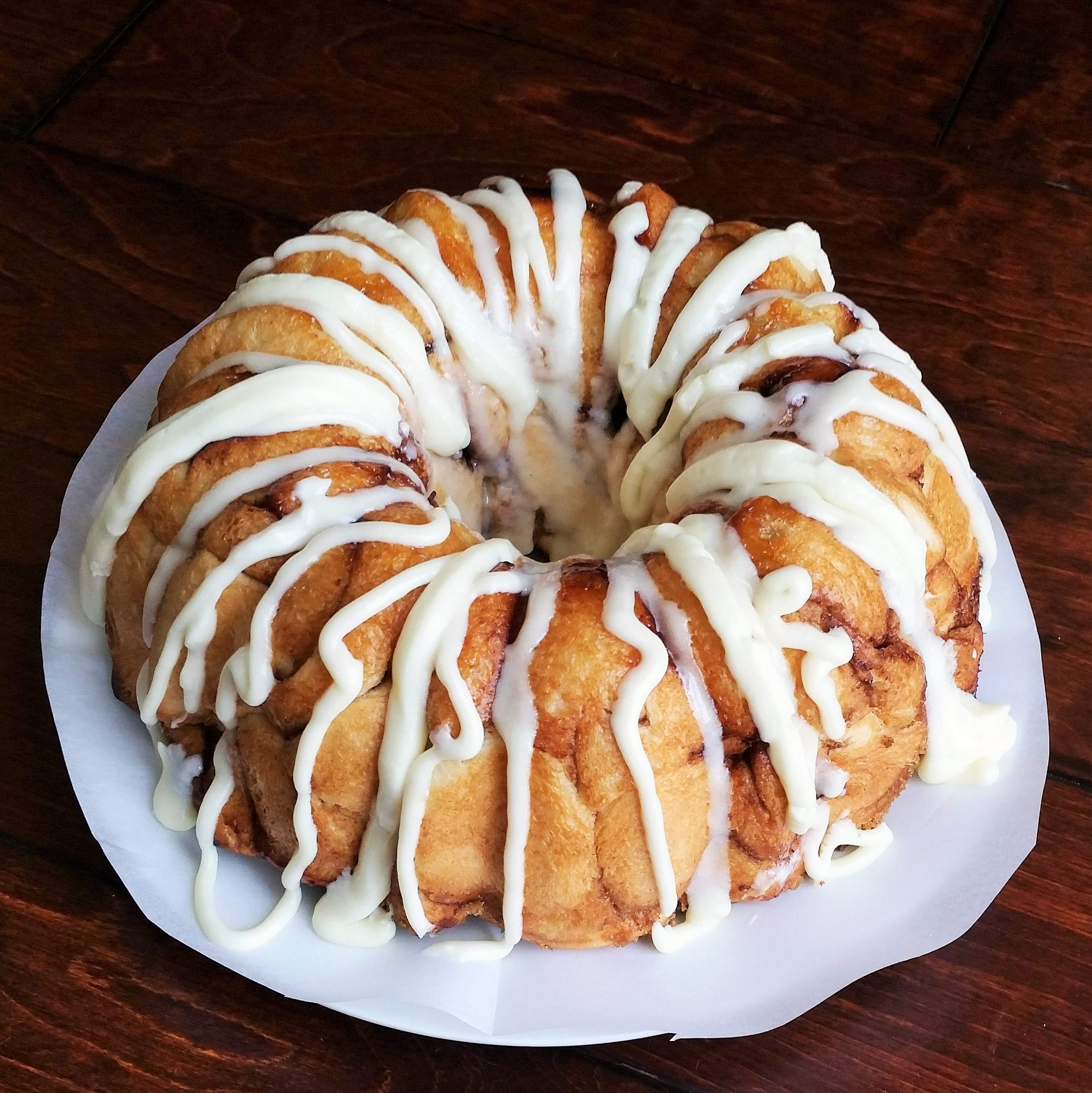 Cinnamon Roll Pull Apart Rumbly In My Tumbly