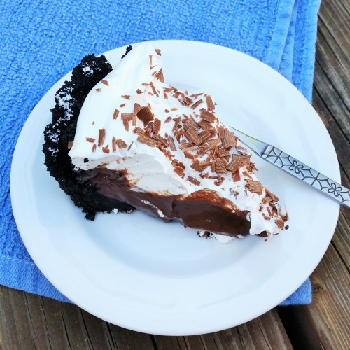 Chocolate Cream Pie by Rumbly in my Tumbly