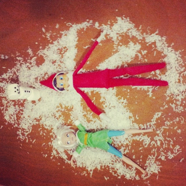 Coconut Snow Angels