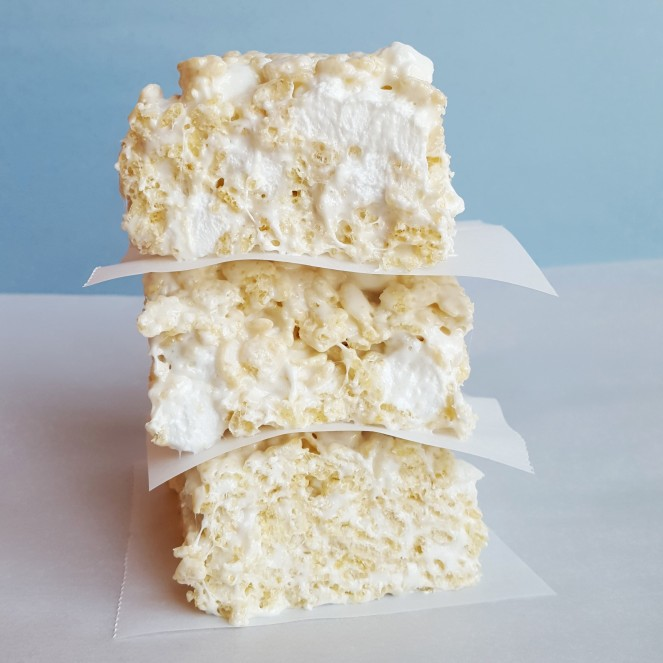 The Ultimate Rice Krispie Treats by Rumbly in my Tumbly