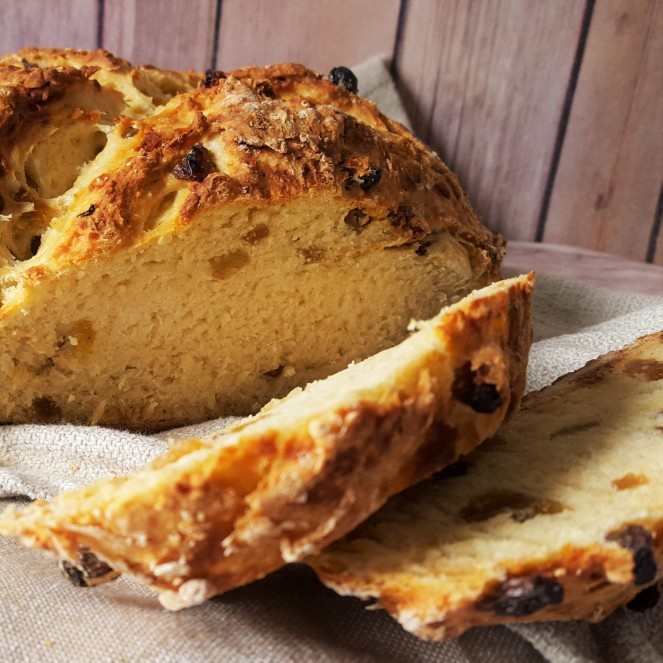 Traditional Irish Soda Bread by Rumbly in my Tumbly