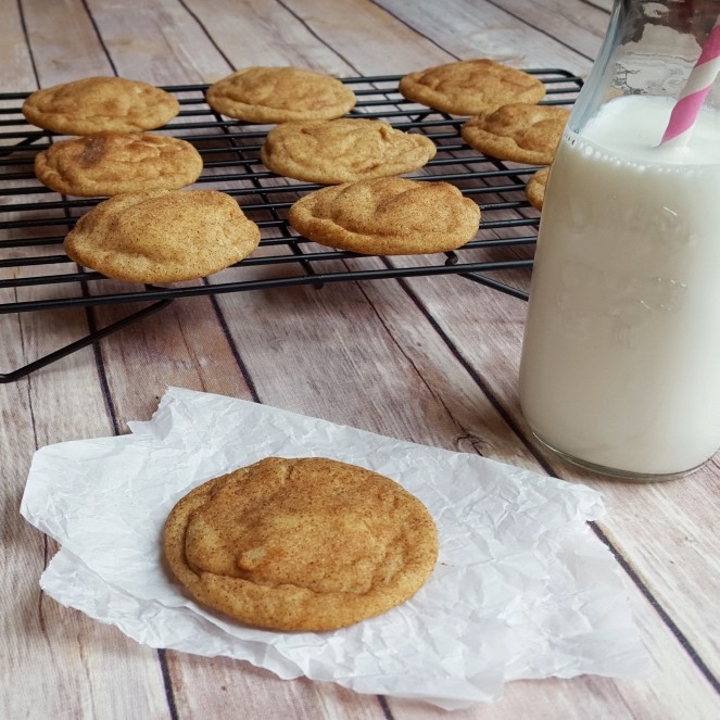 Perfect Snickerdoodles by Rumbly in my Tumbly