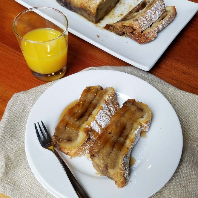 Disney's Main Street Bake Shop French Toast Loaf~ Rumbly in my Tumbly
