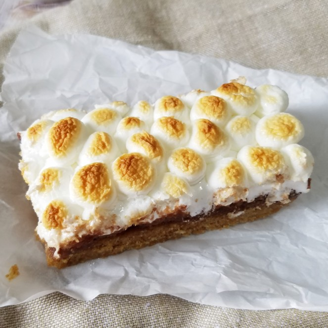 Starbucks S'mores Bar Recipe by Rumbly in my Tumbly