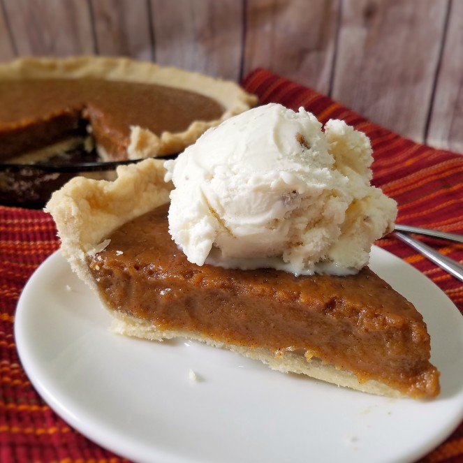 Brown Sugar Pie by Rumbly in my Tumbly