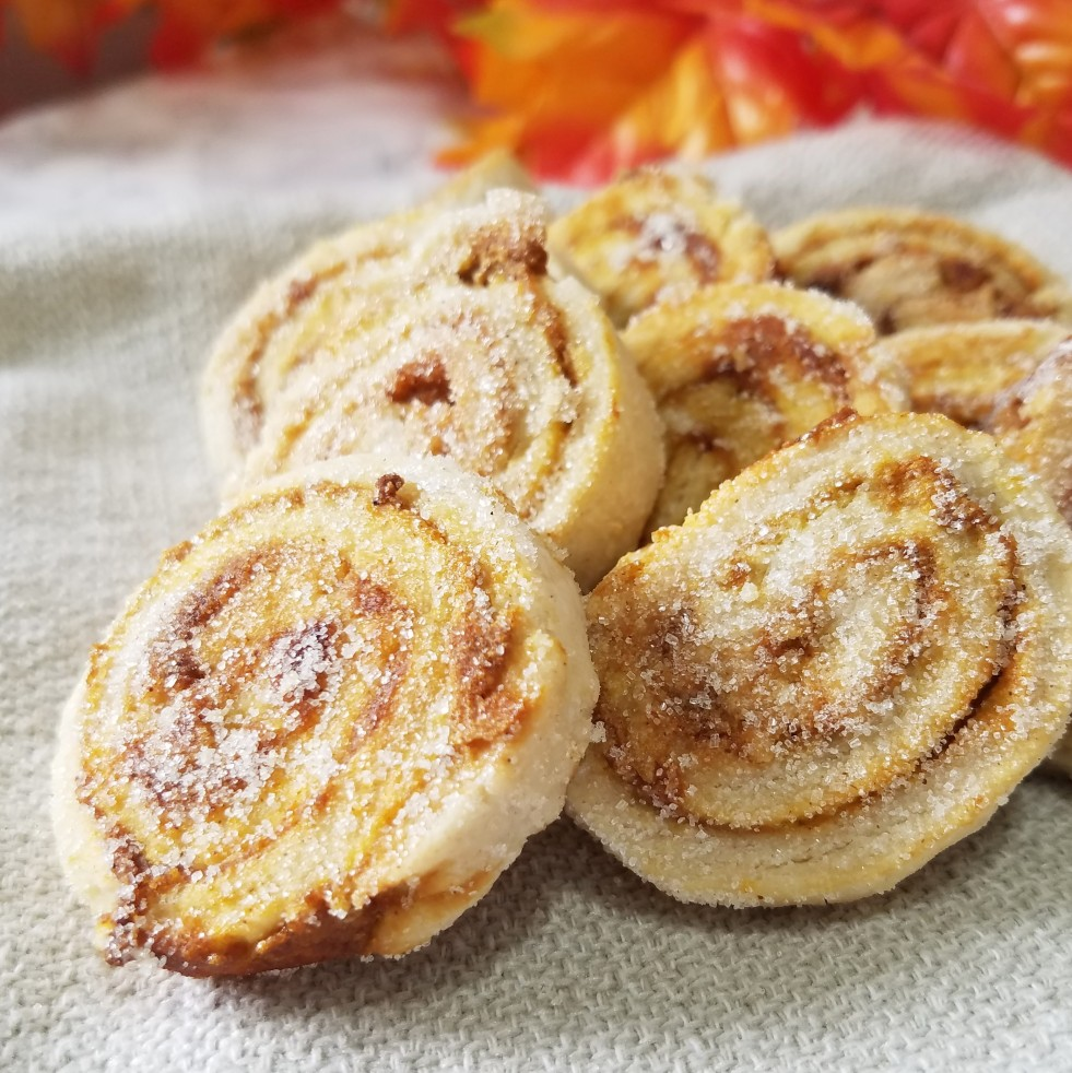 Pumpkin Pie Cookies by Rumbly in my Tumbly