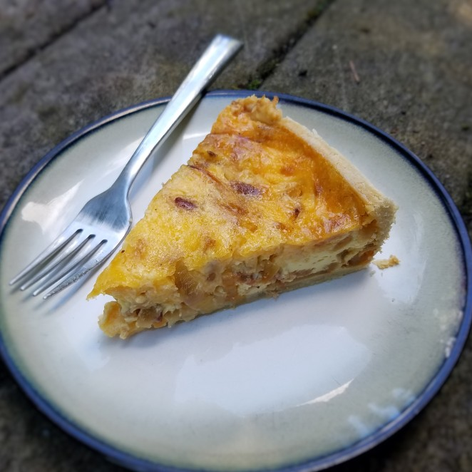 Cowboy Quiche by Rumbly in my Tumbly