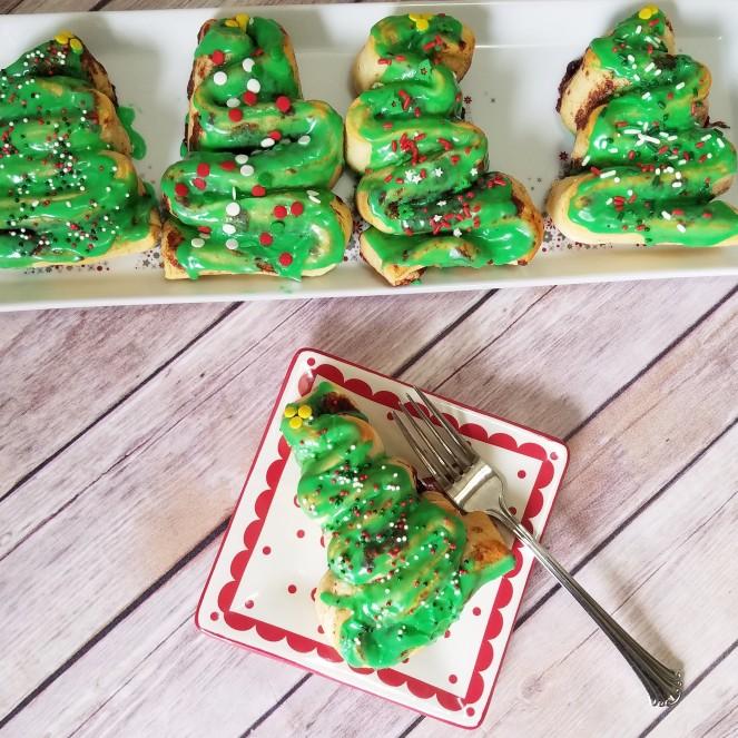 Pillsbury Christmas Tree