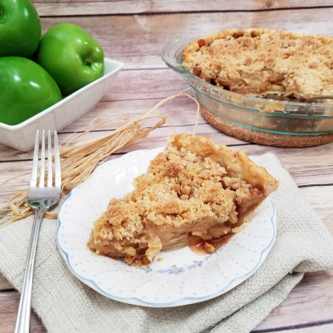 Shannon's Dutch Apple Pie