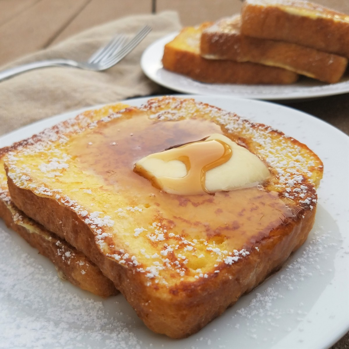 Never Soggy- Simple French Toast
