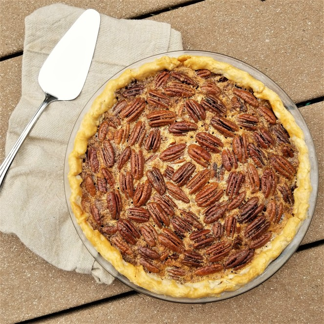 Classic Pecan Pie by Rumbly in my Tumbly
