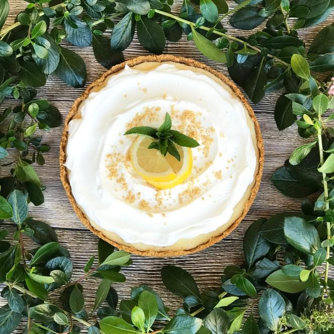 Shannon;s Lemon Pie