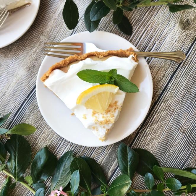 Shannon's Lemon Pie