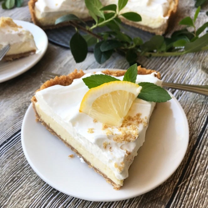 Shannon's Lemon Pie