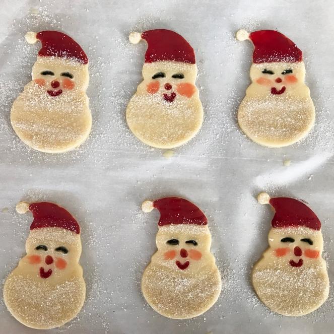 santa cookies 4